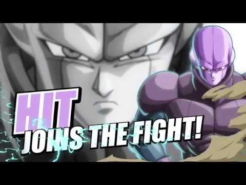 Trailer pour Hit de Dragon Ball FighterZ