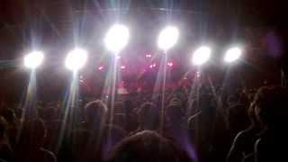 preview picture of video 'La Renga- Oscuro diamante, en Navarro 07/12/2013'