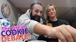 The Great Cookie Debate! - VLOG (Type Thing)