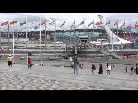 Формула 1 в Сочи проба трассы