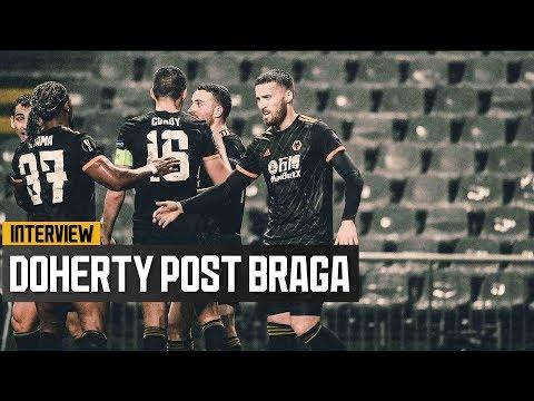 Doherty proud of Europa League progress