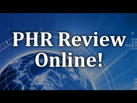 PHR Answers - Learning Curve - YouTube