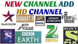 New Movie's FTA Channels Add on Asiasat 7(105 5E) - Most Popular Videos