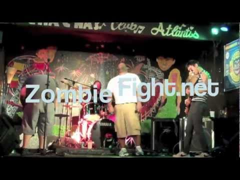 Zombie Fight - Wait it Out Music Video