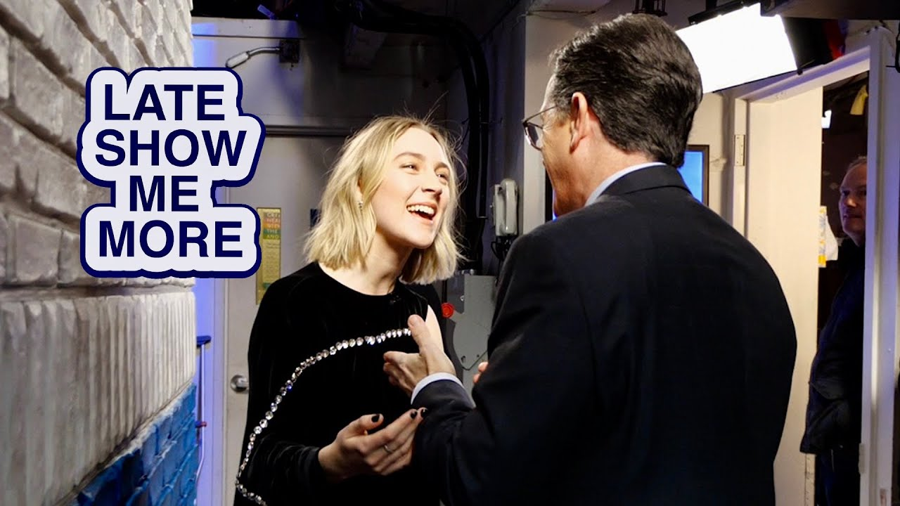 LATE SHOW ME MORE: Sing It With Me! thumbnail