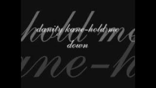 danity kane-hold me down