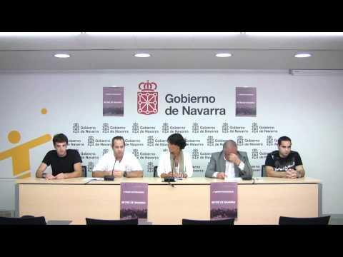 Presentación Reyno de Navarra
