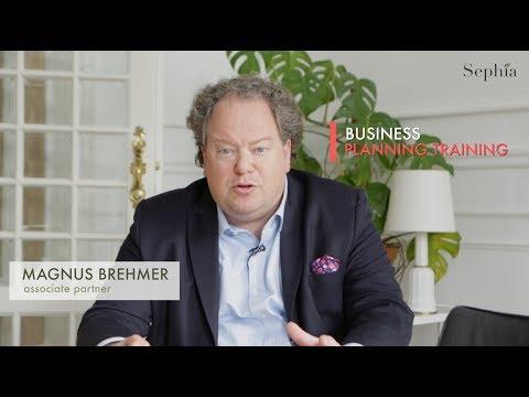 Business planning training - YouTube