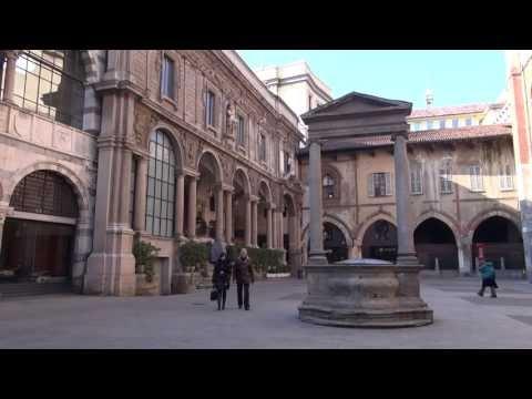 Италия: Милан - Прогулка по городу