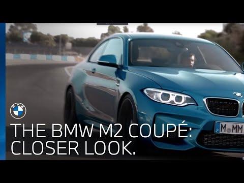The new BMW M2 Coupé