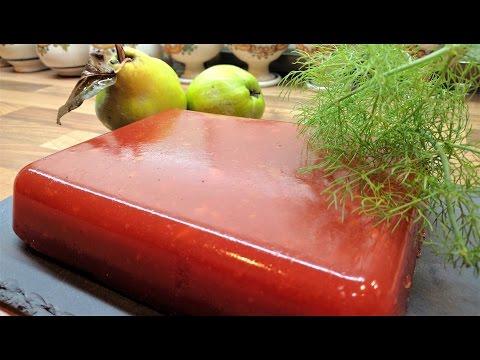Dulce de Membrillo Tradicional - Casero y muy fácil
