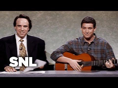 "Adam Sandler's Iconic ""Thanksgiving Song"""
