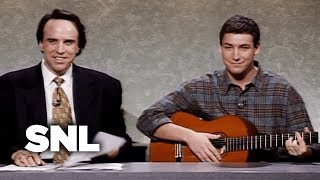Weekend Update: Adam Sandler on Thanksgiving - SNL