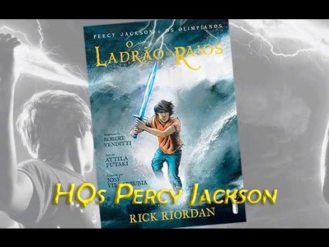 Lightning Thief Graphic Novel Pdf