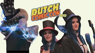 Dutch Comic Con experience 2017 Utrecht - Cosplay music video