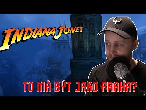 LIDL PRAHA - (Indiana Jones and the Emperor's Tomb #4) - Sestřihy Agraela #59