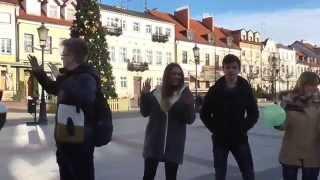 preview picture of video 'CZOŁÓWKA - KLASA III C Małachowianka Płock 2014/15'
