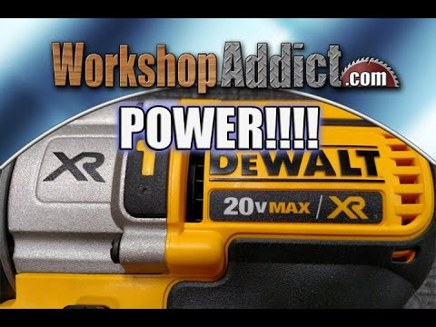 Dewalt DCD996 1/2″ Brushless 3-Speed Hammer Drill Driver Review