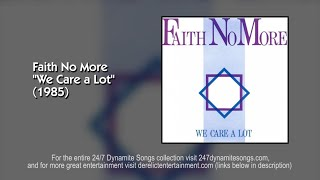 Faith No More - Arabian Disco [Track 9 from We Care a Lot] (1985)