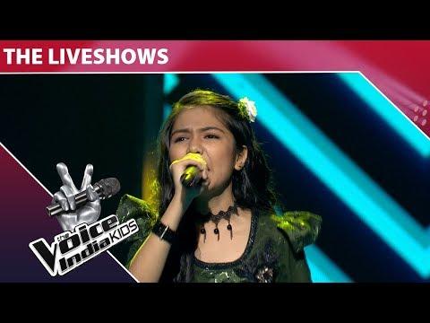 Shruti Goswami Performs On Muqabala Muqabala   The Voice India Kids   Episode 30