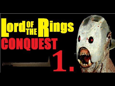 Lord of the Rings: Conquest ~ Szauron felemelkedése 1. letöltés