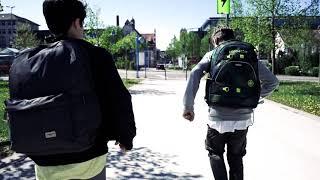 Školní batoh coocazoo s funkcí nabíjení