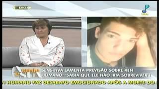 Programa A Tarde é Sua - Morte De Celso Santebanes (Ken Humano)- 08/06/2015