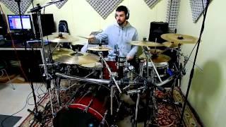 Francesco Borrelli / Snarky Puppy feat. Shayna Steele - Gone Under (Drum Cover)