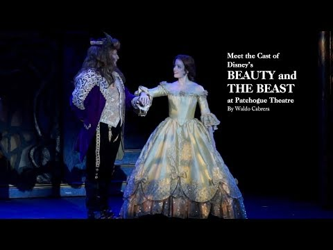 Meet The Cast of Beauty and The Beast at Patchogue Theatre