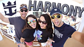 HARMONY OF THE SEAS - Hey, That's What I Like About You (Fan Video) - Royal Caribbean Cruise Ship