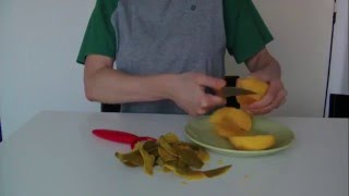 Jak očistit mango