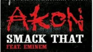 Akon Feat Eminem   Smack That(Dj J García Bachata Fusión)