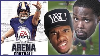 THIS AIN'T NORMAL FOOTBALL! - Arena Football (PS2)