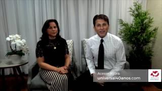 Bispo Emerson Carlos e Eliana Oliveira