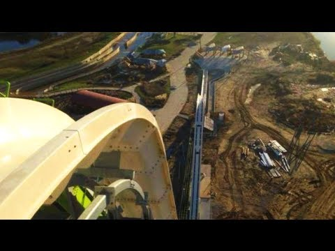 The Verruckt: World's Tallest And Fastest Water Slide Is The Stuff Of Nightmares