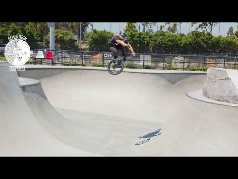 DEMOLITION BMX: Kris Fox's Fox Fork Video