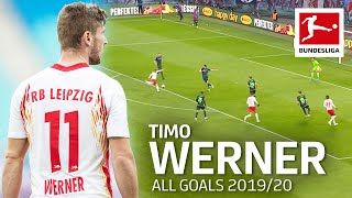 Timo Werner – All Goals 2019/2020