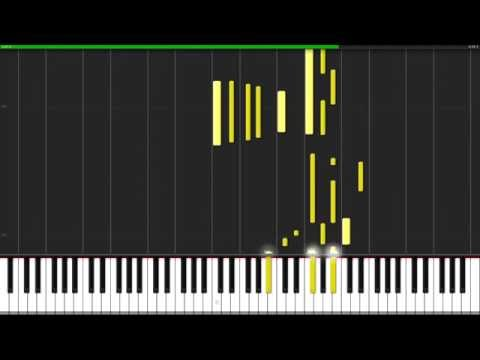 Download Clair de Lune - Claude Debussy [Piano Tutorial] (Synthesia) Mp4 HD Video and MP3