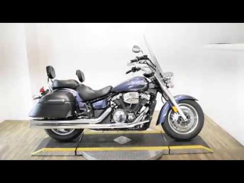 2015 Yamaha V Star 1300 Tourer in Wauconda, Illinois - Video 1
