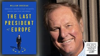 "William Drozdiak, ""The Last President of Europe"""