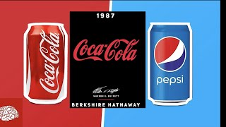 COCA COLA vs. PEPSI (And The Entire Beverage Industry)