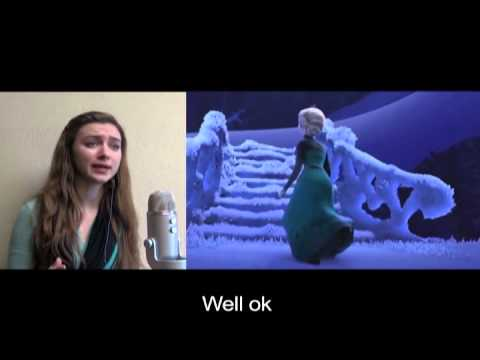 What Happens When You Sing A Google Translate Version Of A Disney Song
