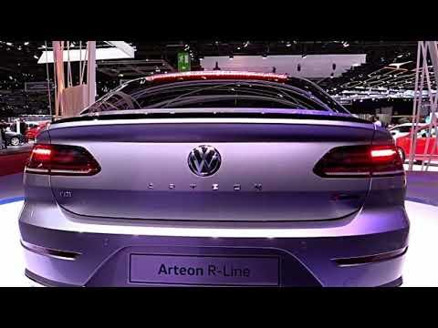 2018 Volkswagen Arteon Gray Edition Car Preview