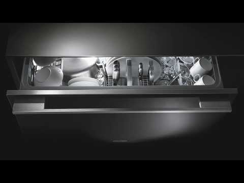 Fisher & Paykel Built In 60 Cm Dishwasher Fully DD60SHI9 - Fully Integrated Video 1