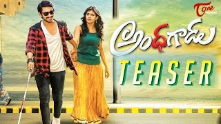 Andhhagadu Movie Official Teaser || Raj Tarun || Hebah Patel
