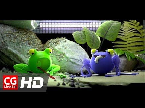 CGI Animated Short HD: A Bout By Louis Renard