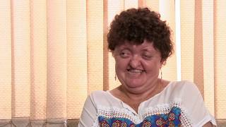 Mês do Servidor. Gesilene encontrou primeiro emprego na Prefeitura e superou desafios