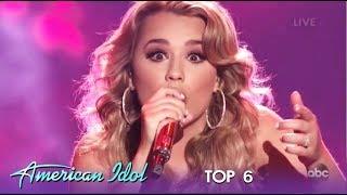 Gabby Barrett Retuns To Debut Her New HIT and Share Good News!   American Idol 2019