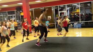 Zumba with Natalie- Lose control (feat emelee) daddy yankee