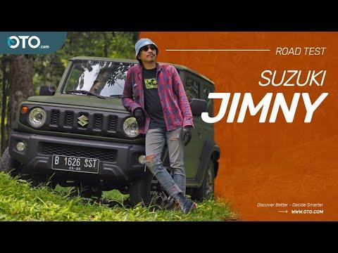 Suzuki Jimny, Kombinasi Gaya Konservatif dan Fitur Modern | Cinematic